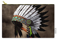 War Bonnet Carry-all Pouch