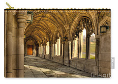 War Memorial Cornell University Carry-all Pouch