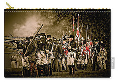 War Of 1812 Carry-all Pouch
