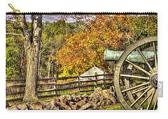 War Thunder - 3rd Massachusetts Light Artillery Battery C - J. Weikert Farm Autumn Gettysburg Carry-all Pouch