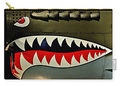 Warhawk Carry-all Pouch by Benjamin Yeager