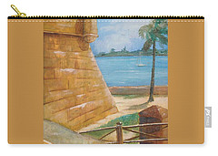 Warm Days In St. Augustine Carry-all Pouch