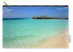 Warm Welcoming. Maldives Carry-all Pouch