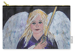 Warrior Angel Carry-all Pouch