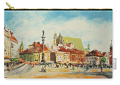 Warsaw- Castle Square Carry-all Pouch