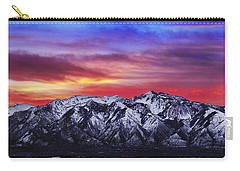 Wasatch Sunrise 2x1 Carry-all Pouch