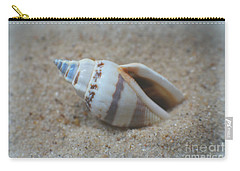 Washed Ashore Seashell Treasure Carry-all Pouch