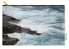Washing Waves Carry-all Pouch
