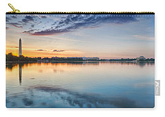 Washington Dc Panorama Carry-all Pouch