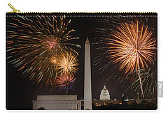 Washington Fireworks Carry-all Pouch