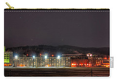 Washington Hall At Night Carry-all Pouch