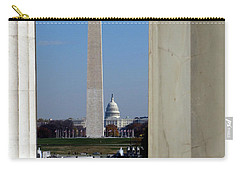 Washington Landmarks Carry-all Pouch