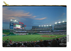 Washington Nationals In Our Nations Capitol Carry-all Pouch
