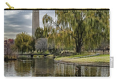 Washington Reflection Carry-all Pouch