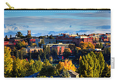 Washington State University In Autumn Carry-all Pouch