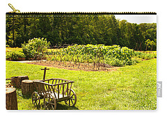 George Washington's Garden Carry-all Pouch