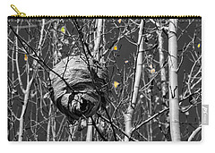 Wasp Nest In Aspen Carry-all Pouch