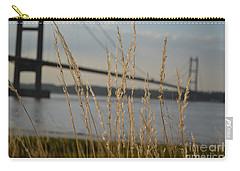 Wasting Time By The Humber Carry-all Pouch