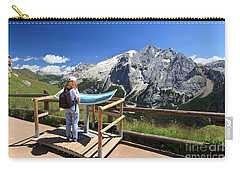 watching Marmolada mount Carry-all Pouch
