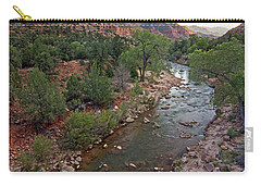 Watchman Sunset Carry-all Pouch
