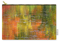 Water Colors Carry-all Pouch by Ann Horn