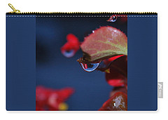 Water Coloured Rhapsody Carry-all Pouch by Marija Djedovic