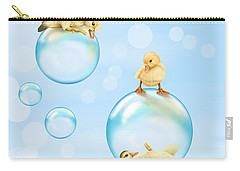 Water Games Carry-all Pouch by Veronica Minozzi