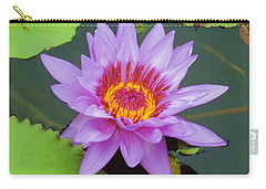 Water Lilies 005 Carry-all Pouch