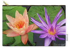 Water Lilies 011 Carry-all Pouch