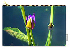 Water Lily 005 Carry-all Pouch