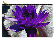 Water Lily 008 Carry-all Pouch
