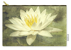 Water Lily Carry-All Pouches