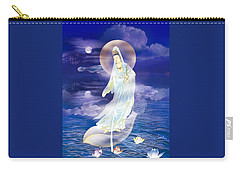 Water Moon Avalokitesvara  Carry-all Pouch