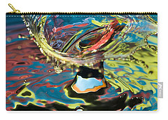 Water Splash Exploding Carry-all Pouch