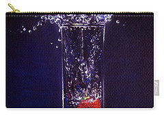 Water Splash Reflection Carry-all Pouch