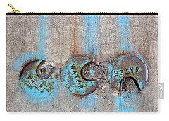 Water Water Water 2 Carry-all Pouch by Mary Bedy