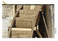 Water Wheel Carry-all Pouch