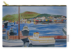 Watercolor - Dingle Ireland Carry-all Pouch