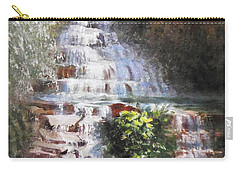 Waterfall Garden Carry-all Pouch