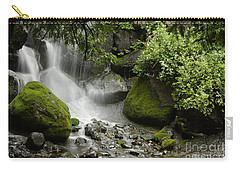 Waterfall Mist Carry-all Pouch