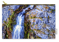 Waterfall-mt Timpanogos Carry-all Pouch
