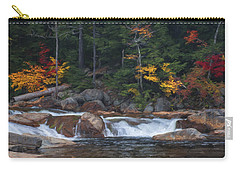Waterfall - White Mountains - New Hampshire Carry-all Pouch