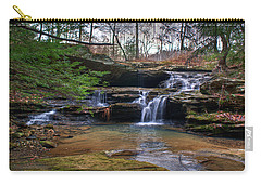 Waterfalls Cascading Carry-all Pouch