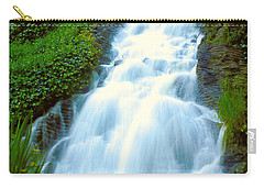 Waterfalls In Golden Gate Park Carry-all Pouch