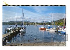 Waterhead - Ambleside - English Lake District Carry-all Pouch