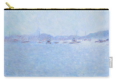 Waterway Of Beautiful France Carry-all Pouch
