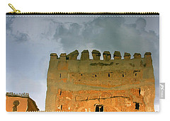 Watery Alhambra Carry-all Pouch