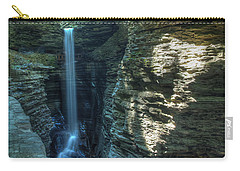 Watkins Glen Carry-all Pouch by Dave Files