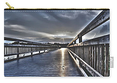 Watson Bayou Pier Hdr Carry-all Pouch