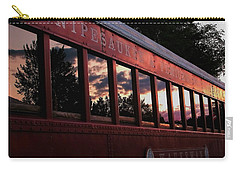 Waukewan Train Carry-all Pouch